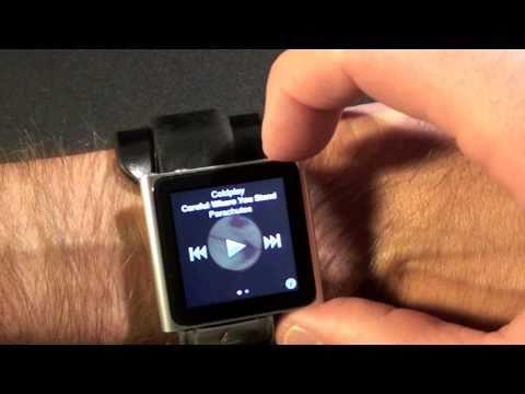 The Apple Ipod Nano 6g Wrist Setup