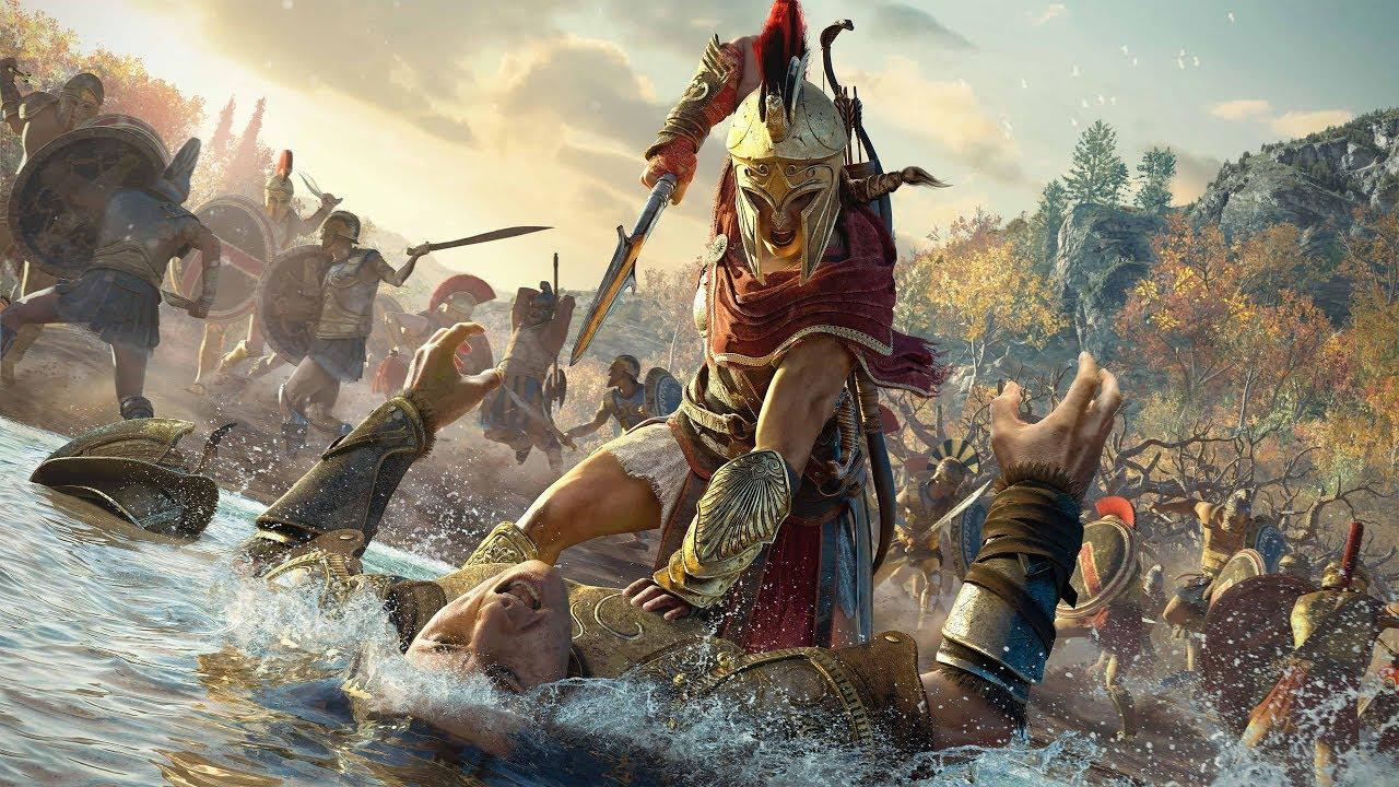 Assassin's Creed Odyssey Ostraca Aigle de Guerre