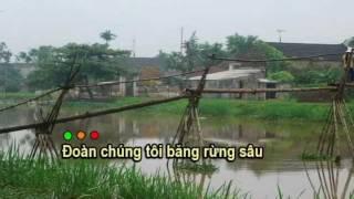 Nguyễn Đức Quang - Đoàn Ta Ra Đi - Karaoke