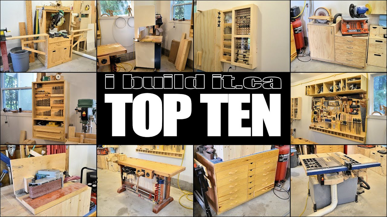 My Top Ten Workshop Projects Youtube