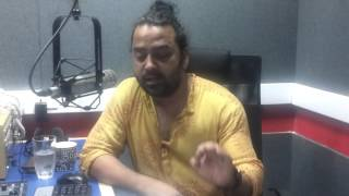 Brijesh Shandilya singing his song Banno from the film Tanu Weds Manu Returns