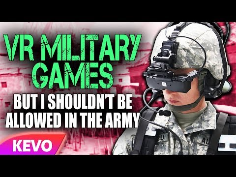 VR Military Games