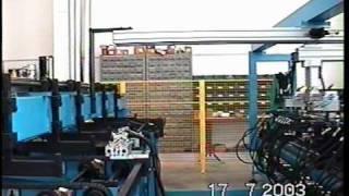 015 АЛ для виробництва завальцованних перекладин для будівельних лісів