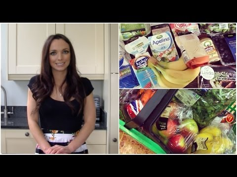 My Top 7 Healthy Supermarket Shopping Tips | UK Dietitian Nichola Whitehead