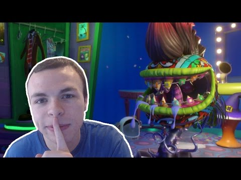 The Perfect Disguise! Plants vs Zombies Garden Warfare 2