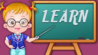 Baby Hazel Learn Series Game Movie from Baby Hazel Games