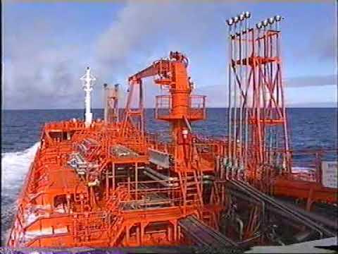 Chemical Tanker Familiarization