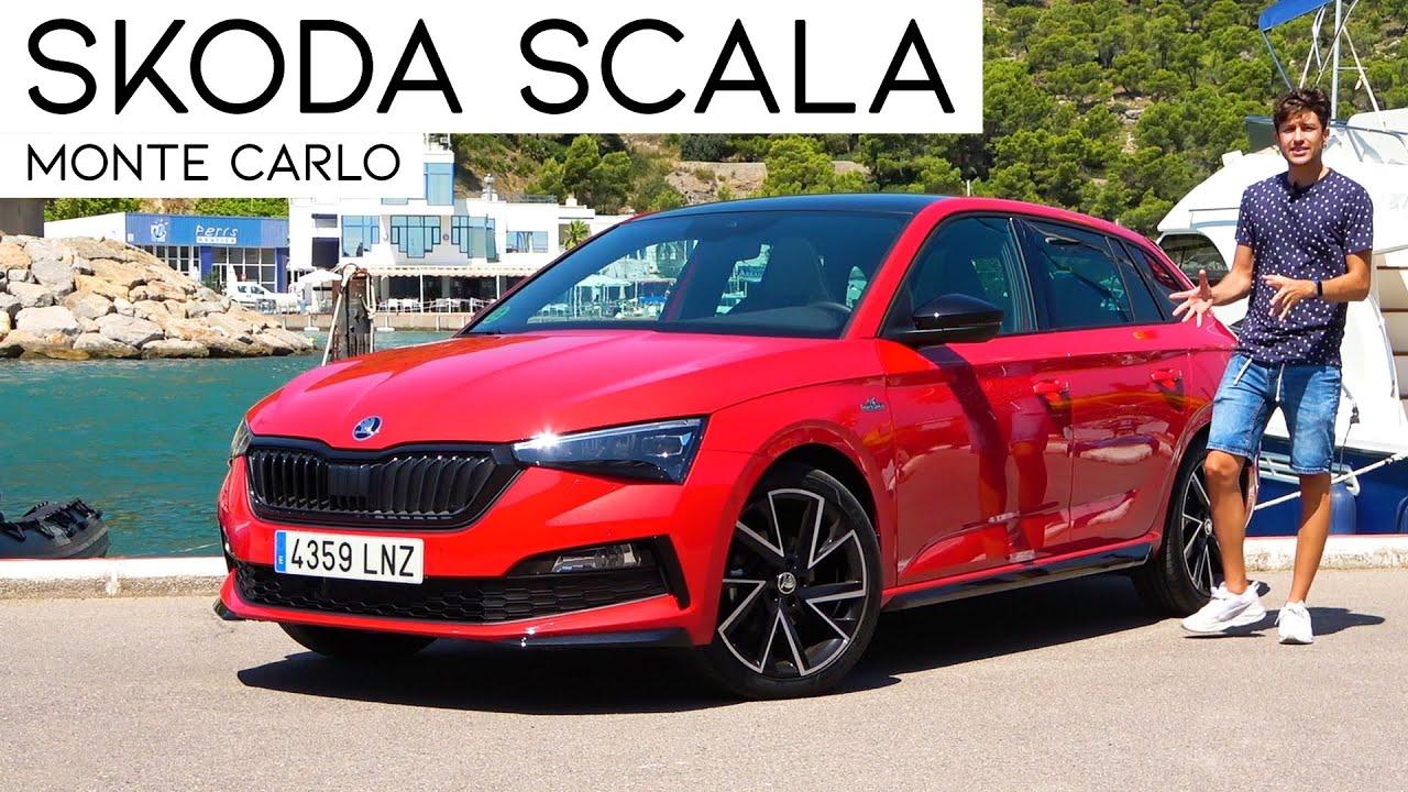 SKODA SCALA MONTECARLO / Review en español / #LoadingCars