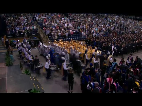 Montana State University Spring 2018 Commencement: Morning Ceremony