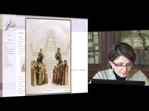 Martina Nastasi, Riflessi d'arte: una banca dati per le stampe di traduzione...