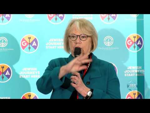 GA 2016: An Insider View of the Election with Ann Lewis