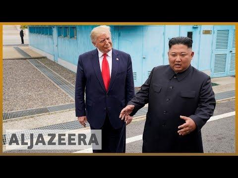 N Korea says US 'hell-bent' on sanctions despite seeking dialogue