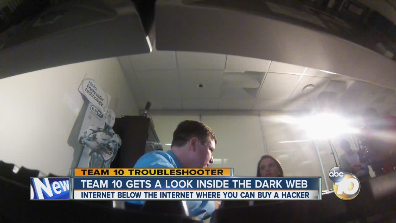 Hackers for hire: Inside the 'dark web'