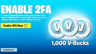 How to get Free Vbucks 100% Legal | Fortnite