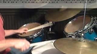 Free Drum Lesson: Steve Gadd Drum Intro for Al Dimeola