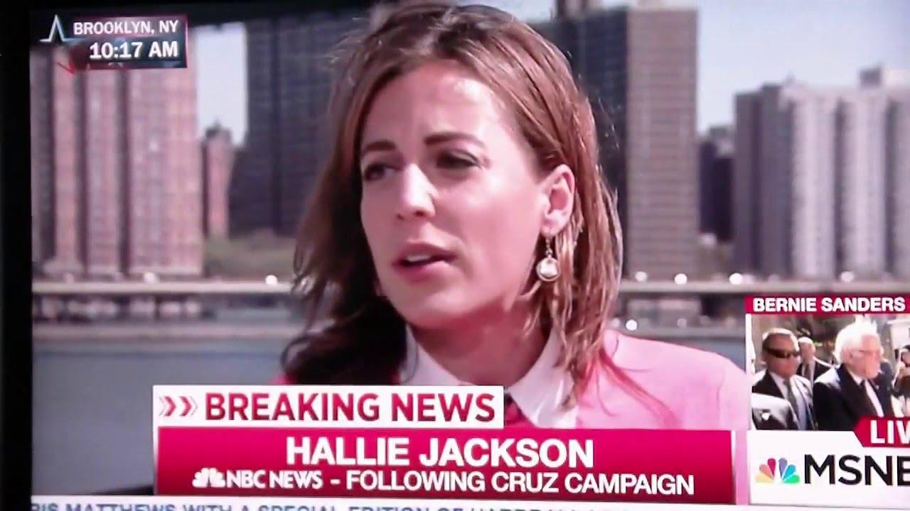 Hallie jackson sexy pics
