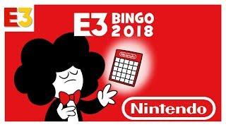 Pelo Strem - E3 BINGO 2018 - NINTENDO