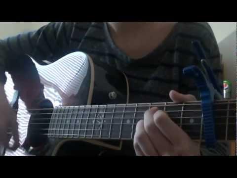 Fall Justin Bieber Guitar Tutorial For Beginners Youtube