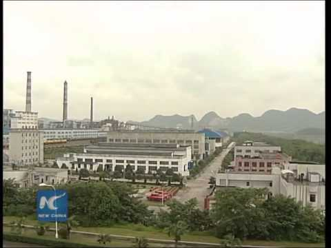 China sees positive development in industrial output