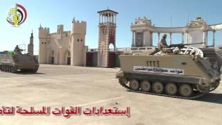 بالفيديو.. الجيش يؤمن الانتخابات برا وبحرا وجوا.. 160 ألف مقاتل لحماية الناخبين.. وطلعات استطلاع ومراقبة مستمرة