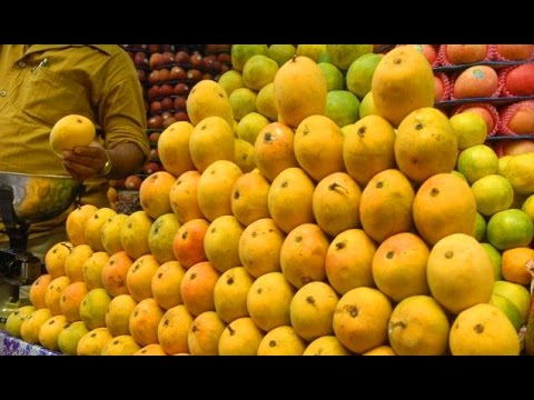 El Nino 'Dry Spell' & the Price of Mangoes - Philippines