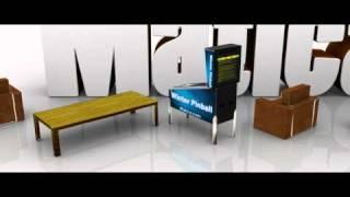 Matica Papercraft Promo Demo Progress