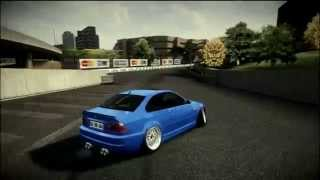 Repeat youtube video LFS - BMW M3 E46 S54B32 sound