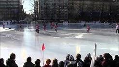 HIFK-Kampparit bandyfinaalista 14.3.2015 Brahen kenttä Helsinki
