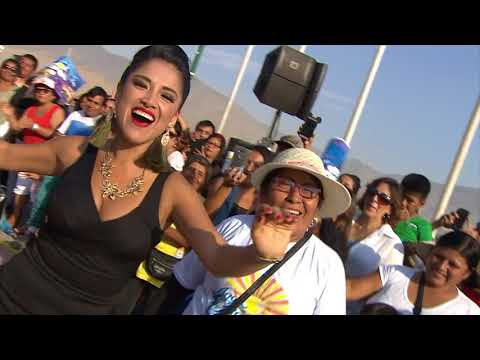 Agua Marina - Así Es El Amor / Paloma Ajena / Basta Ya Mi Amor (En Vivo)
