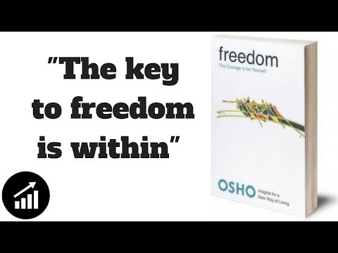 #58 - Freedom: The Courage to Be Yourself - Book Review