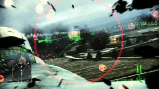 Ace Combat Assault Horizon F/A-18F Super Hornet Gameplay | Elite
