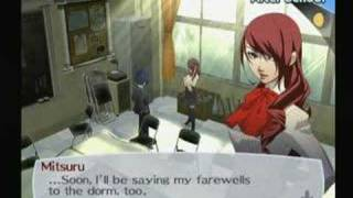 Persona 3 Fes:The Journey - Elizabeth Date 4