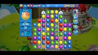 Игра фруктовая страна уровень 24