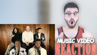 Evolution of Rihanna - Pentatonix | Music Video Reaction