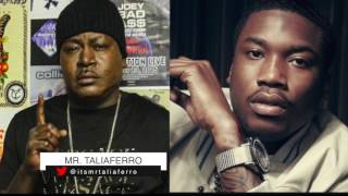 Trick Daddy DISSES / BANS Meek Mill From Miami For Claiming Dreamchasers Started Miami Yacht Life
