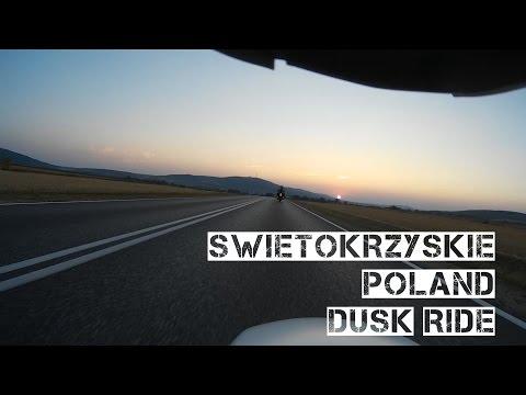 Swietokrzyskie (Poland) Dusk Ride