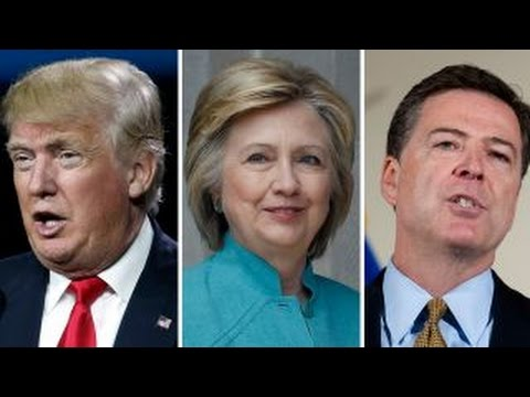 What do voters think of the candidates and the FBI director?
