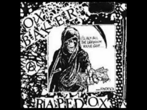 OX BAKER - Raped Ox ep - full