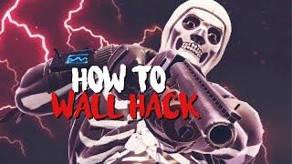 How To Wall Hack ( Faze Tfue ) New Meta ?