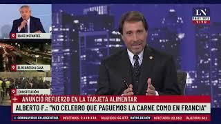 Fuerte mensaje de Alberto Fernández sobre la deuda externa: