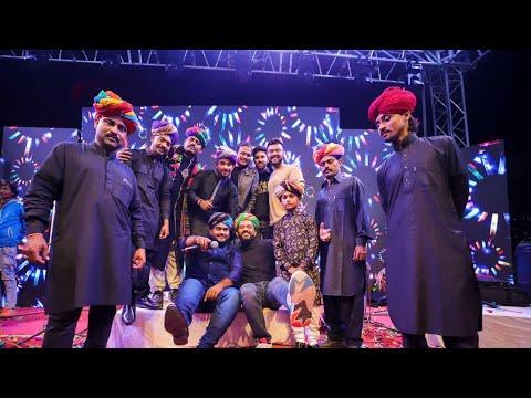 Moti khan Rajsthani Folk Song kesariya balam Live Show