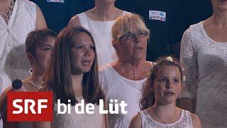 Chor Spiez mit Heimweh - SRF bi de Lüt - Live