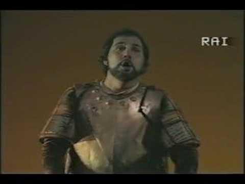 Veriano Luchetti - Macbeth - O figli...Ah, la paterna mano