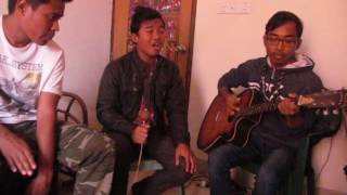 Rebaphillakho ( New Garo A.chik Song ) Unplugged Version From Bangladesh