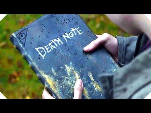 DEATH NOTE Bande Annonce VF (Thriller Fantastique, Netflix) 2017