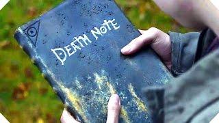 DEATH NOTE Bande Annonce VF (Thriller Fantastique,...