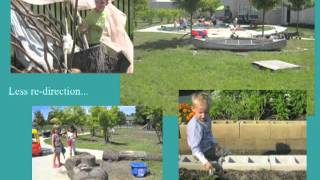 Using Natural Playscapes at your school, early education center, playground, or more thumbnail