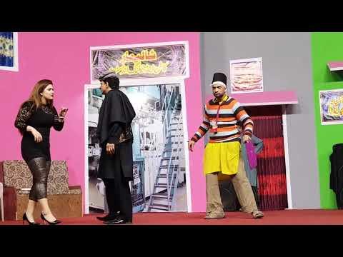 "Punjabi Stage Drama ""Alaram Kharkan Gay"" Clip 5 of 6 - New Pakistani Punjabi Stage Drama 2018"