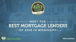 Meet Mississippi's Best Mortgage Lenders 2018 | Ask a Lender