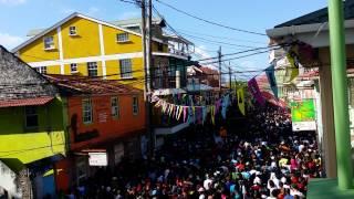 2014 Dominica Carnival Jouvert